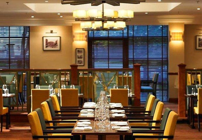 Liverpool Marriott Hotel City Centre Gastronomie