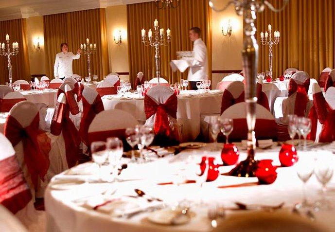 Liverpool Marriott Hotel City Centre BallRoom