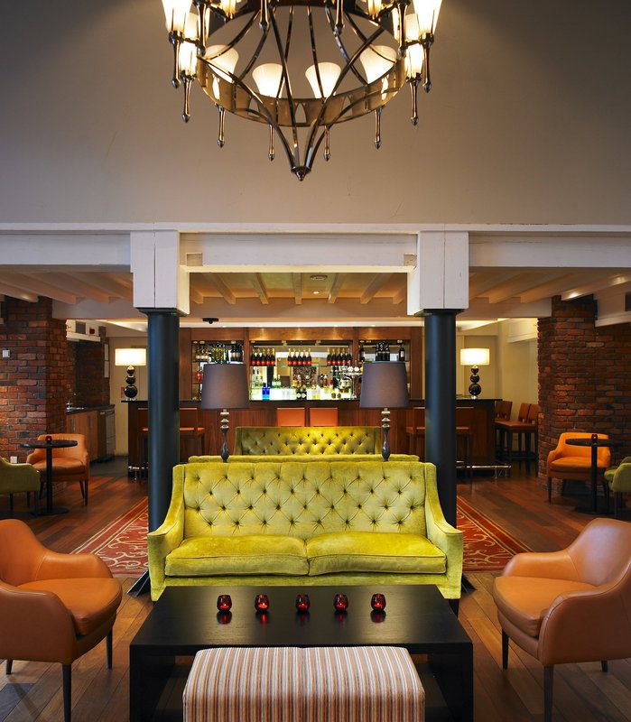 Worsley Park Marriott Hotel and Country Club Bar/Lounge