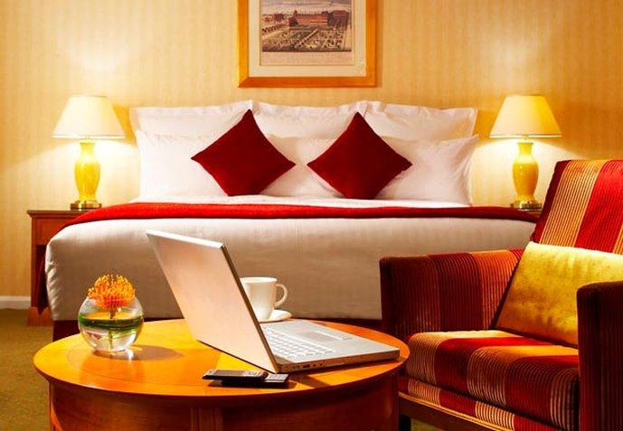 Liverpool Marriott Hotel City Centre Kameraanzicht