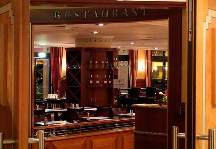 Marriott Riviera La Porte de Monaco Gastronomie