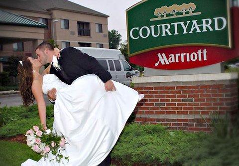 Courtyard Concord - Weddings