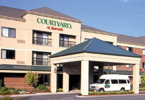 Courtyard Concord - Exterior