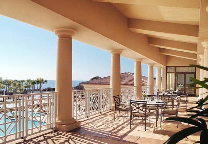 Marriott Myrtle Beach Resort at Grande Dunes Gastronomie