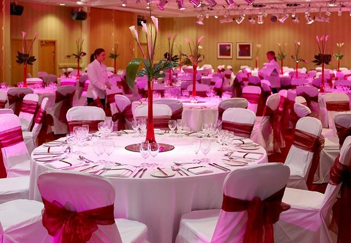 Marriott Newcastle Gosforth Park Hotel BallRoom