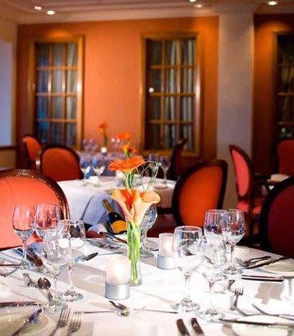 Marriott Sunderland Hotel Gastronomía