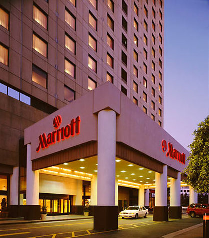 Oakland Marriott City Center Widok z zewnątrz