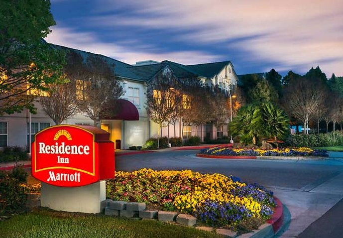 RESIDENCE INN PLEASAN MARRIOTT