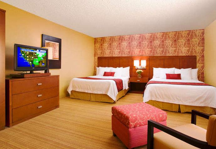 Hotel Courtyard Camarillo Zimmeransicht