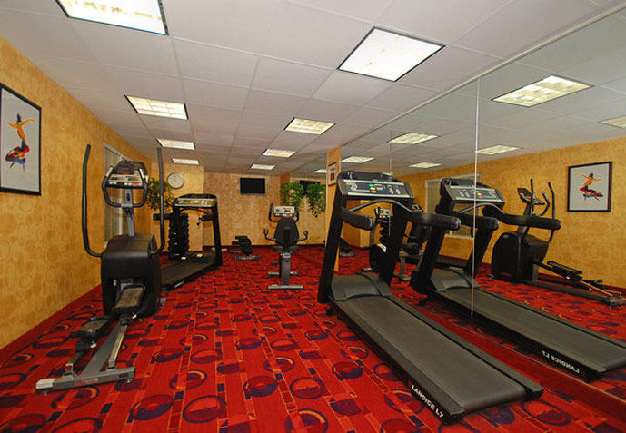 Residence Inn by Marriott Paducah Fitneszklub