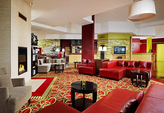 Courtyard by Marriott Colombes Lobby