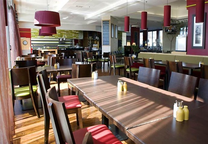 Courtyard by Marriott Colombes Bar/Lounge