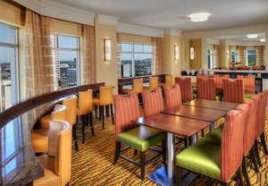 Bar - Marriott City Center Hotel Portland