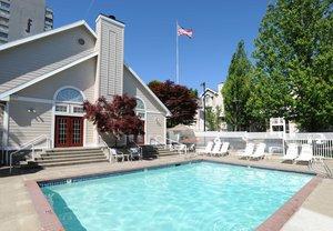 Fitness/ Exercise Room - Residence Inn by Marriott Lloyd Center Portland