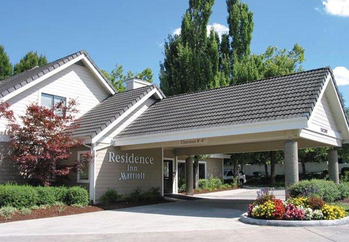 Residence Inn by Marriott Portland South-Lake Oswego Außenansicht