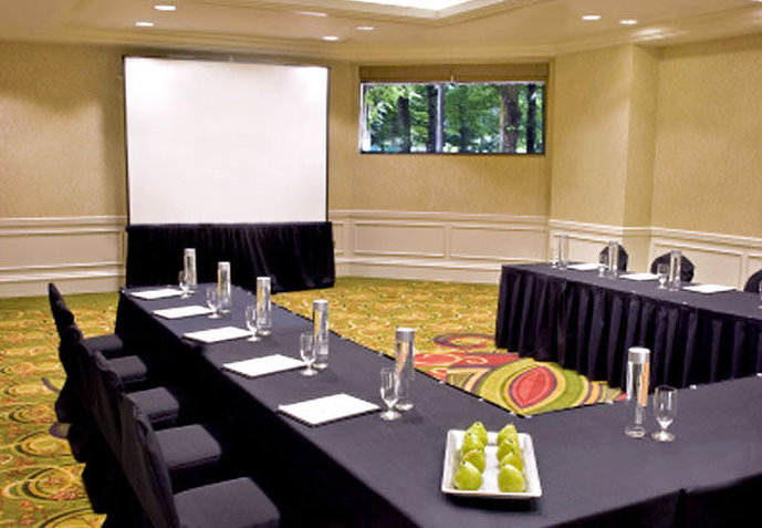 Marriott Portland Downtown Waterfront Meeting room