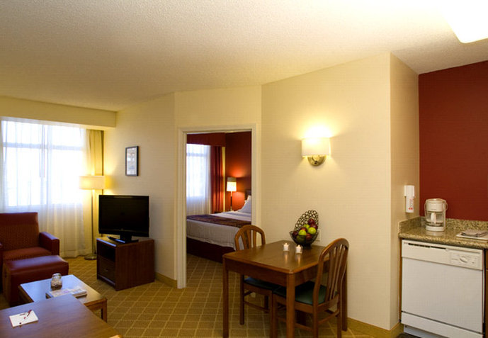 Residence Inn Portland Downtown RiverPlace Widok pokoju