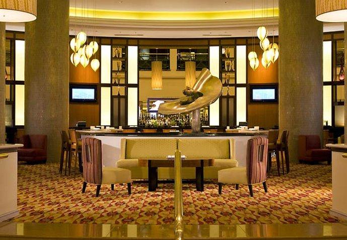 Marriott Philadelphia Downtown 餐饮设施