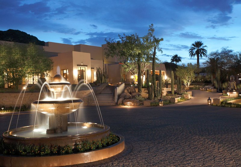 JW Marriott Camelback Inn Scottsdale Resort & Spa Buitenaanzicht