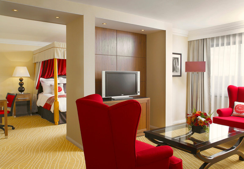 Marriott Portsmouth Hotel 客房视图
