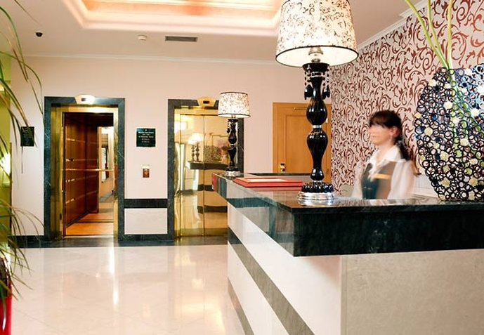 Marriott Executive Apartments Prague Miscellaneous