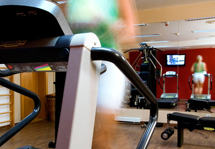 Marriott Executive Apartments Prague Clube de fitness