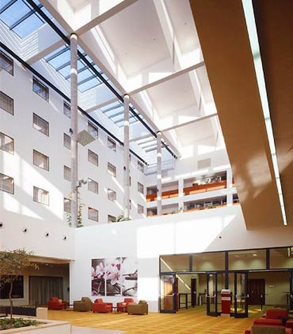 Courtyard by Marriott Prague Airport Kokoustila