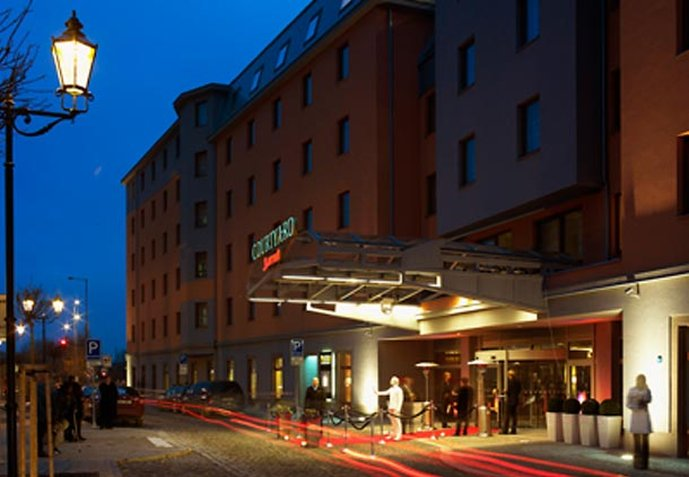 Courtyard by Marriott Pilsen Vista esterna
