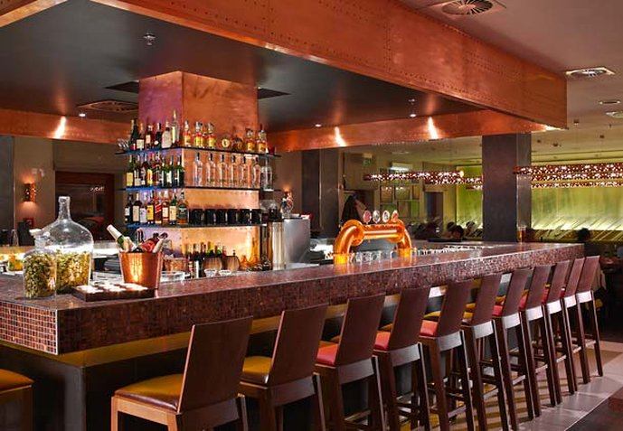 Courtyard by Marriott Pilsen Bar/lounge