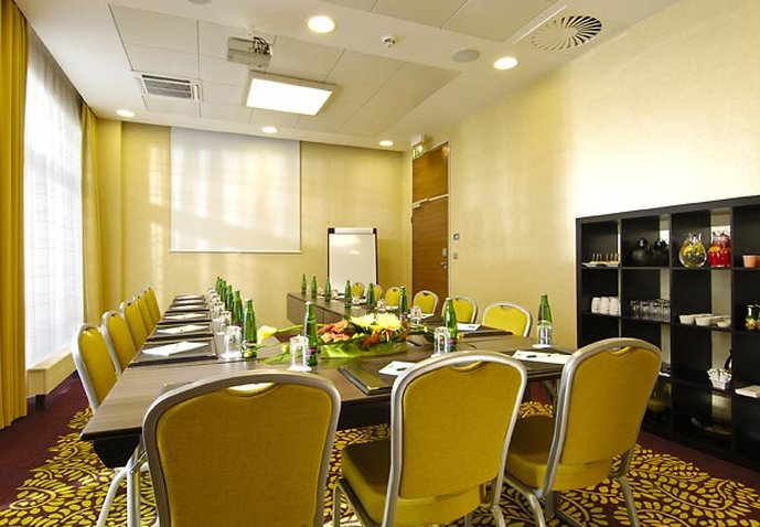 Courtyard by Marriott Pilsen Sala convegni