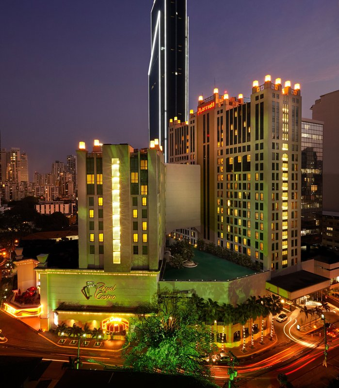 Marriott Hotel Panama 外観