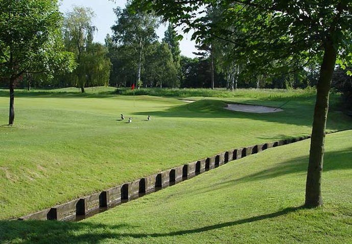 Marriott York Hotel Terrain de golf