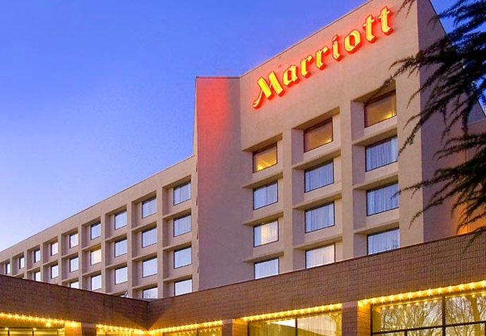 Marriott Raleigh Crabtree Valley Dış görünüş