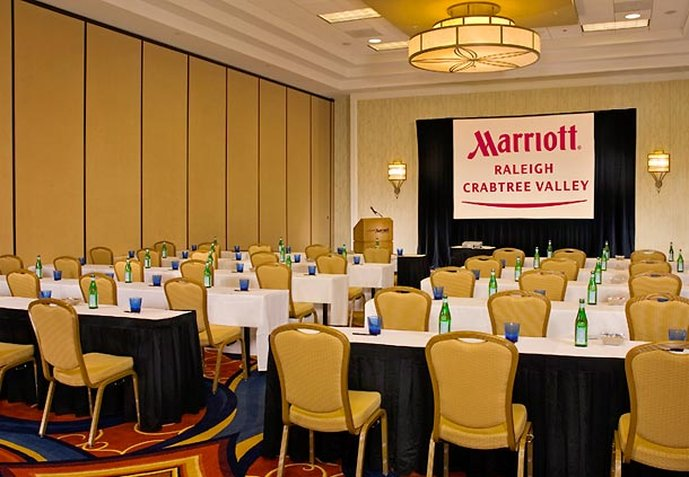 Marriott Raleigh Crabtree Valley Toplantı salonu