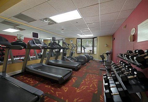 Courtyard Naples - Fitness Center