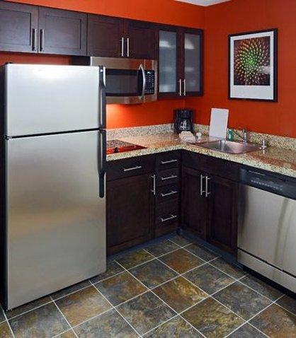 Residence Inn by Marriott Carlsbad - Studio   One-Bedroom Suite Kitchen