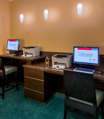 Residence Inn by Marriott Carlsbad - Business Center
