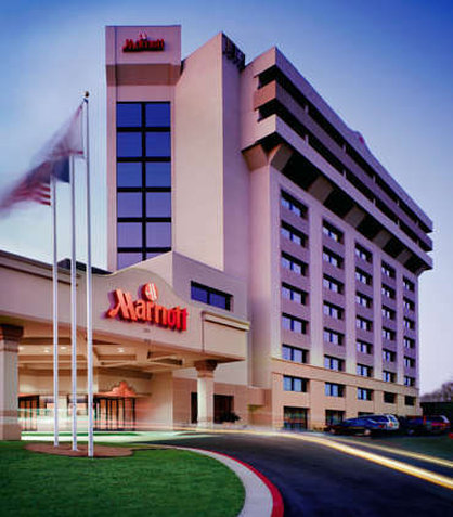 Marriott San Antonio NW Loop Вид снаружи
