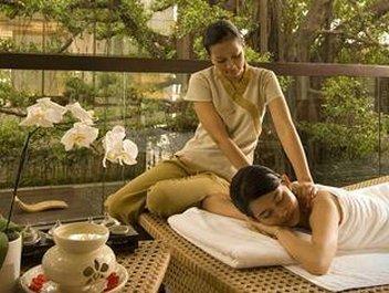 Millennium Hilton Bangkok Wellness részleg