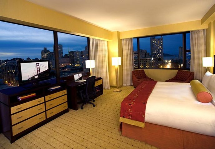 San Francisco Marriott Union Square - San Francisco, CA
