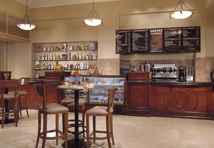 Marriott San Juan Resort and Stellaris Casino Gastronomi