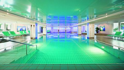 غراند إيليسي هامبورغ - Pool at Grand Elys e Hamburg