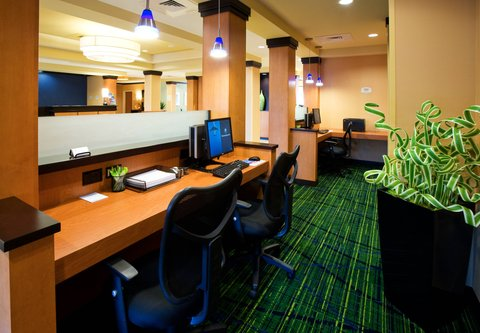 Fairfield Inn & Suites Albany - Business Center