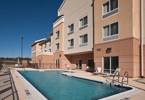 Fairfield Inn & Suites Albany - Outdoor Pool