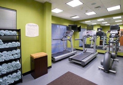 Fairfield Inn & Suites Albany - Fitness Center