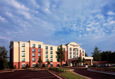 SpringHill Suites Athens - Exterior