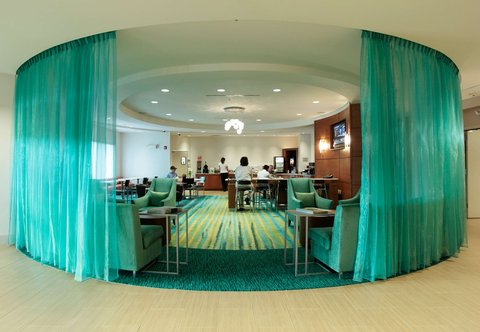 SpringHill Suites Athens - Lobby