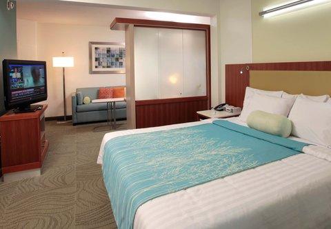 SpringHill Suites Athens - King Suite