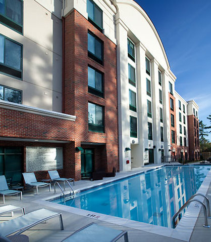 SpringHill Suites Athens - Outdoor Pool