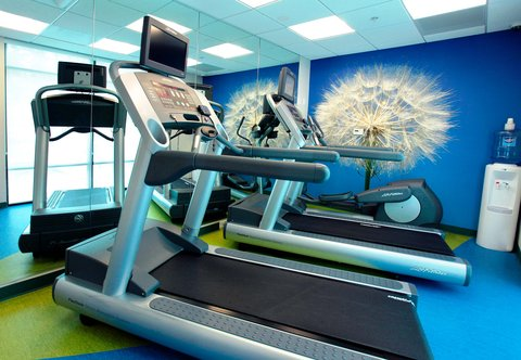 SpringHill Suites Athens - Exercise Room